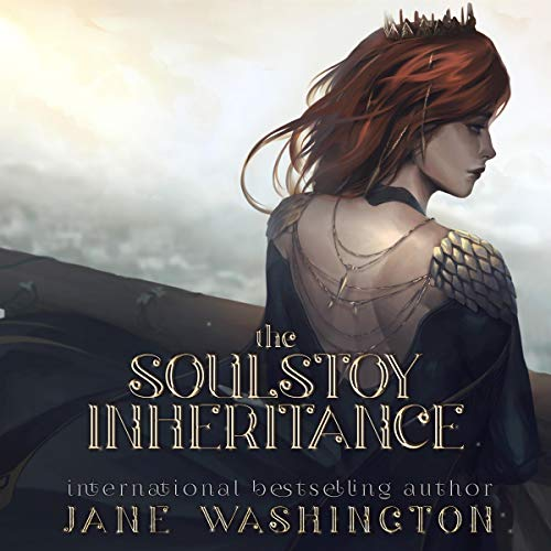 The Soulstoy Inheritance audiobook cover art