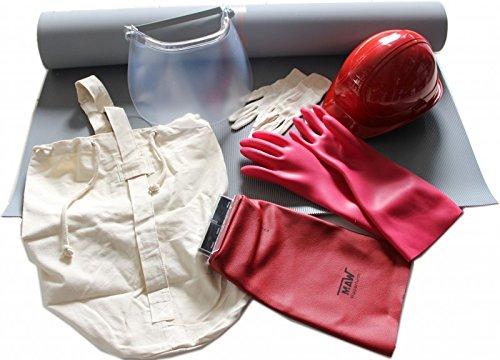 VDE Ausrüstung Satz 7-teilig 1000 V Set für Elektro Elektriker Schutzausrüstung