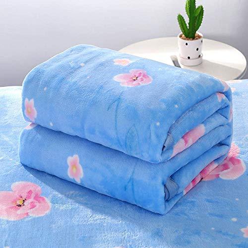 TodGH Colcha de Felpa cálida súper Suave,Las Mantas se utilizan para Accesorios de Dormitorio/sofá/Viajes/niños/Dormitorio/Dormitorio.