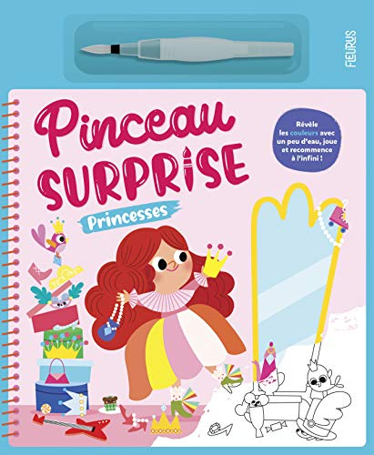 Pinceau surprise - Princesses
