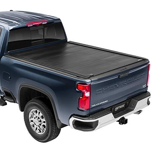 small Retrax PROMX Sliding Carriage Cover | 80484 | Suitable for Chevrolet Silverado and GMC2020-2021 …