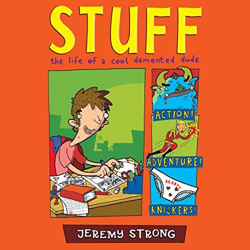 Stuff audiobook cover art