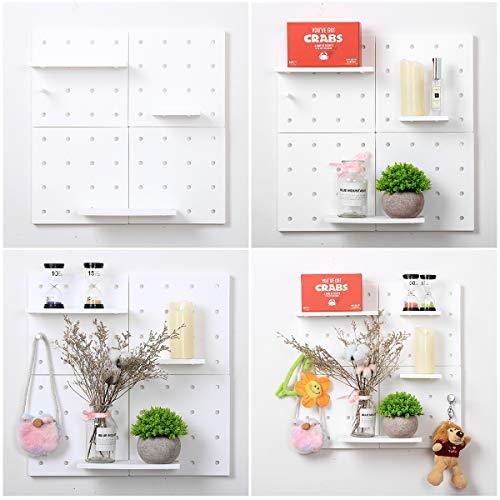 estantería de pared blanco de la marca Party Zealot