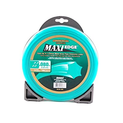 Arnold Maxi-Edge .08-Inch x 280-Foot Commercial Grade Trimmer Line