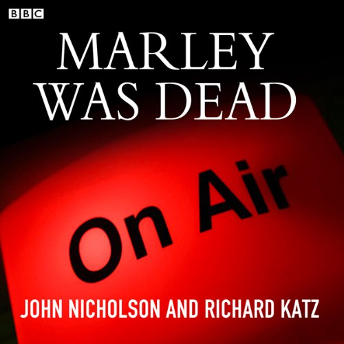Marley was Dead audiobook cover art