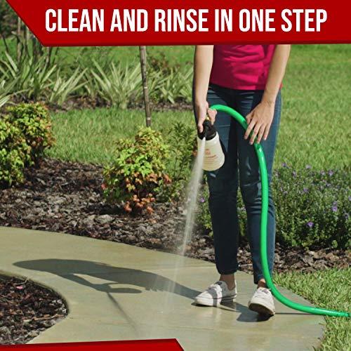 best hose spray window cleaners