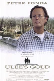 Ulee's Gold Movie Poster (27 x 40 Inches - 69cm x 102cm) (1997) -(Peter Fonda)(Tom Wood)(Vanessa Zima)(Jessica Biel)(Christine Dunford)(Patricia Richardson)