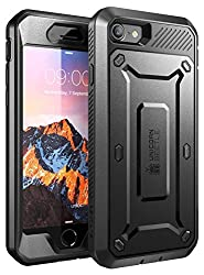 powerful SUPCASE Case Unicorn Beetle Pro Series for iPhone SE 2nd Generation (2020) / iPhone…