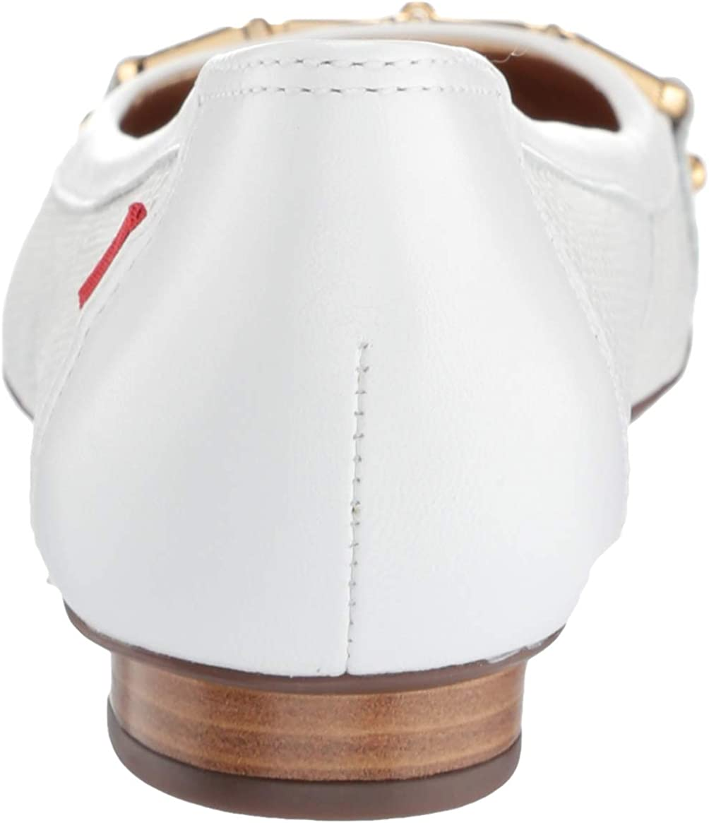MARC JOSEPH NEW YORK Womens Leather Made in Brazil Park Ave Flat Loafer