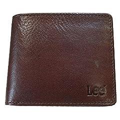 (リー) Lee 財布 メンズ 二つ折り 本革 0520233