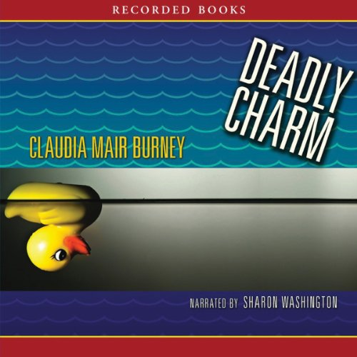 Deadly Charm audiobook cover art