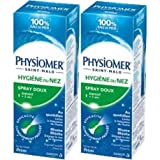 Physiomer Nasal Hygiene Spray 2 x 135ml