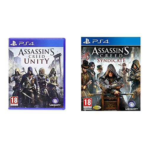 UBISOFT Assassin's Creed: Unity + Assassin's Creed: Syndicate