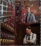 8-HO9177 The Imitation Game 35cm x 39cm,14inch x 16inch