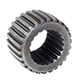 Caltric Rear Differential Drive Shaft Coupling Compatible with Yamaha Rhino 660 4X4 Yxr660 Yxr 660 2004-2007