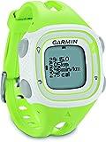 Garmin Forerunner 10 – Montre de running avec GPS intégré – Vert/Blanc