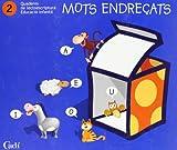 Mots Endreçats. Quaderns de lectoescriptura 2: Educació Infantil - 9788447405732