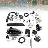 Kit de motor de gasolina de 80CC para bicicleta, kit de motor de 2 tiempos para bicicleta de 26' y superior