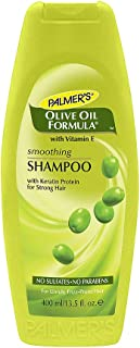 Palmer's Olive Oil Formula with Vitamin E, Smoothing Shampoo 13.50 oz (Pack of 3)