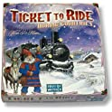 Ticket to Ride Nordic Countries Strategy Board Game