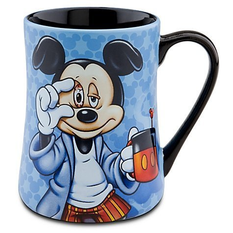 Disney Theme Park Merchandise Tasse Mickey Some Mornings Are Rough