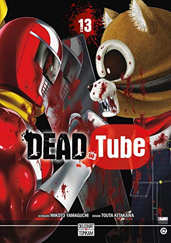 Dead tube Edition simple Tome 13