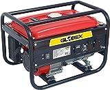 Globex Generatore di Corrente a Benzina 4 Tempi 4kW/5.4 HP