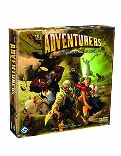 Fantasy Flight Games DU15 - Adventurers, Pyramid of Horus (1616611626) | Amazon price tracker / tracking, Amazon price history charts, Amazon price watches, Amazon price drop alerts