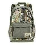 Camo Backpack for Men Laptop Backpack 15.6 Inch Small Travel Hiking Backpack Casual Daypack School Book Bag Boys Teenagers