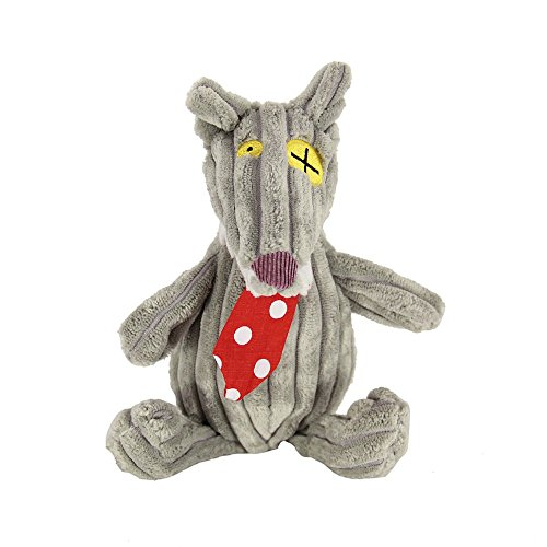 Peluche Simply 15 cm Bigbos le Loup - Les Déglingos