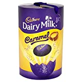 3 x Cadbury Caramel Bars. 1 x Deliciously intense Cadbury large Egg. Unwrap and indulge thick shelled egg Ideal as an Easter Gift. Suitable for vegetarians