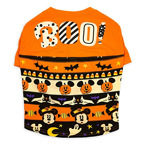 Disney Mickey Mouse Halloween Spirit Jersey for Dogs, Size Large