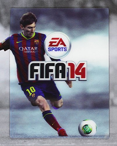 FIFA 14 STEELBOOK PS3 (LENTICULAR CASE ONLY) [PlayStation 3]