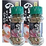 マルワフーズ渡辺水産 のどぐろふりかけ(瓶)箱入 85g×2個