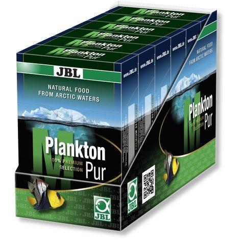 JBL- 6 Pakete Plankton Pur a 8 Sticks x 2 g (Medium)