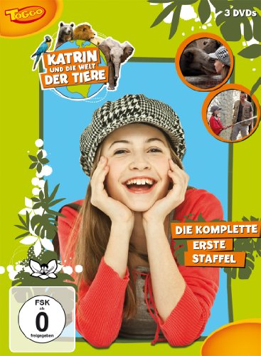 Staffel 1 Komplettbox (3 DVDs)