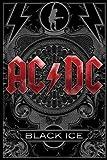AC/DC - BLack Ice Maxi-Poster der Grösse 61 x 91,5 cm