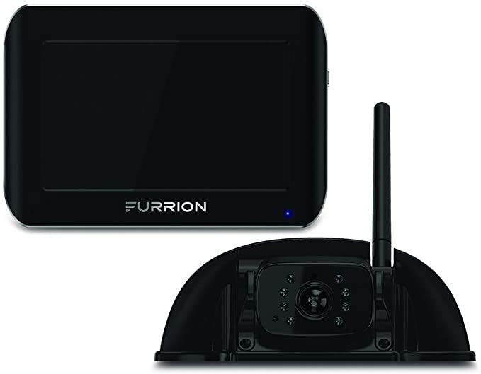Furrion Vision S - Sistema de visionado inalámbrico RV con ...