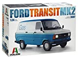 Italeri 3687 1:24 Ford Transit Mk. II -