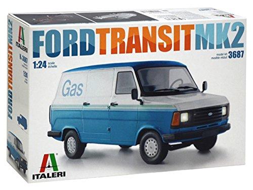 Italeri 3687 1:24 Ford Transit Mk. II