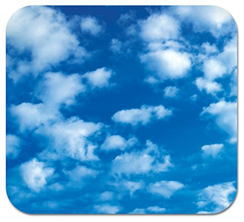 HandStands Mouse Pad Clouds - Mouse Pad for Computers and Laptops - Works with All Mice
