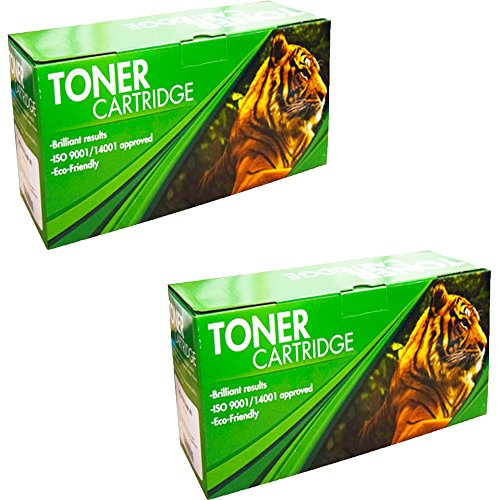 Toner GENERICO PARA HP 85a / 36a / 35a, CE285A / CB435A / CB436A / CE288A Compatible Nuevo, CALIDAD ISO 9001, 2 PIEZAS