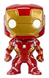 POP! Bobble - Marvel: Captain America CW: Iron Man...