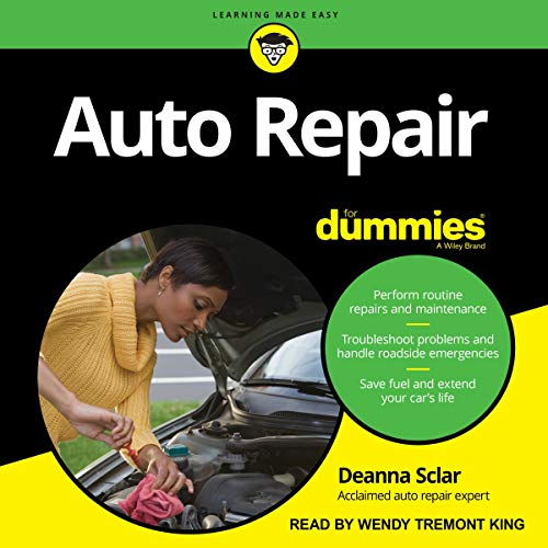 Auto Repair for Dummies, 2nd Edition cover art
