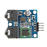 MINGMIN-DZ Dauerhaft TEA5767 76-108MHz FM Stereo-Funkmodul mit Antenne Geekcreit for A-r-d-u-i-n-o -...