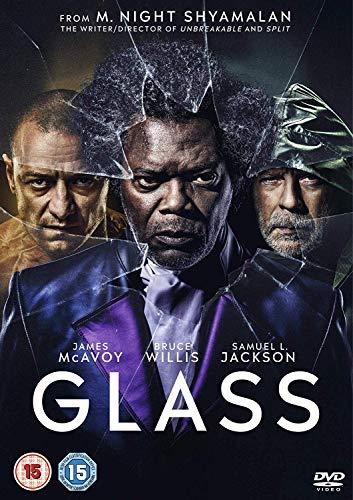 Glass [DVD] [2019]