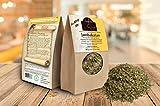 Saafara Herbal teas, Jambakatan / Allergy relief, Combretum Glutinosum leaves,100 Grams/ 65 Servings