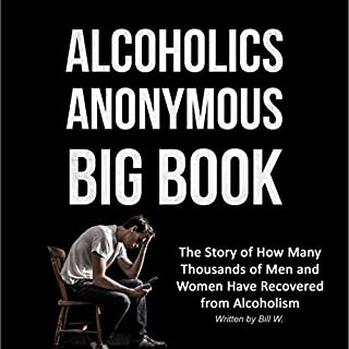 Alcoholics Anonymous Big Book (2nd Edition) cover art