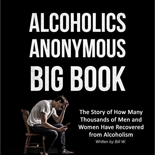 Alcoholics Anonymous Big Book (2nd Edition) audiobook cover art