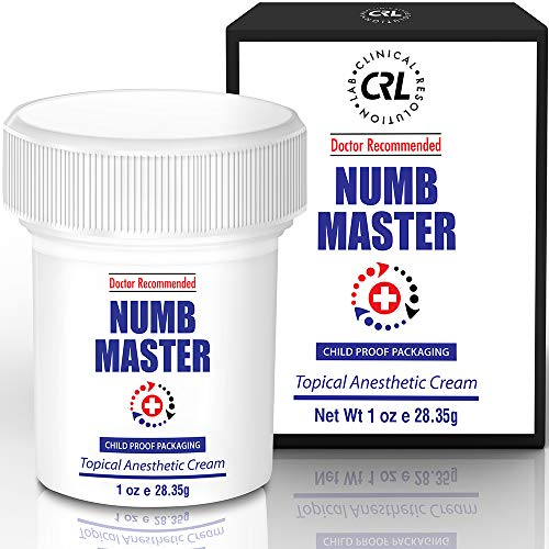 Numb Master Topical Anesthetic Cream Review​